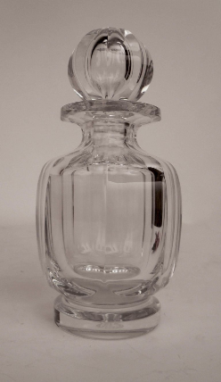 Baccarat Cut Crystal Scent Bottle